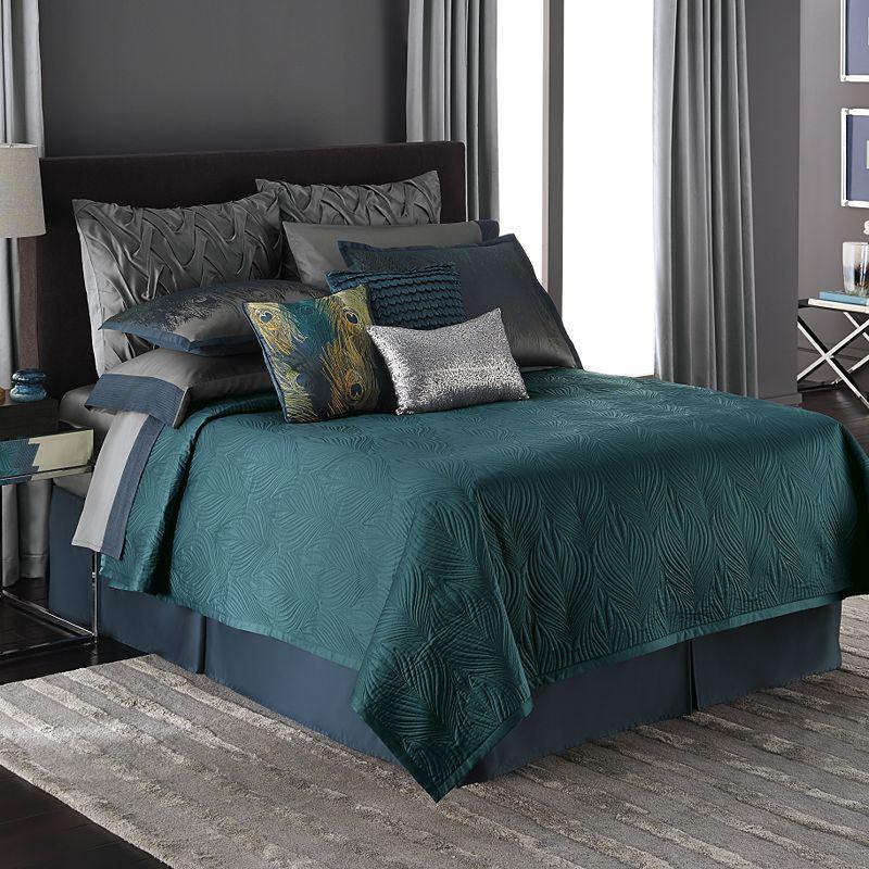 jennifer lopez charmeuse imported bedding kohl 39 s. Black Bedroom Furniture Sets. Home Design Ideas