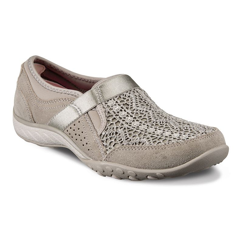 Skechers Relaxed Fit Breathe Easy Our Song Women's Slip-On Shoes