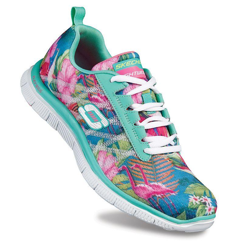 Skechers Flex Appeal Floral Bloom Women's Training Shoes