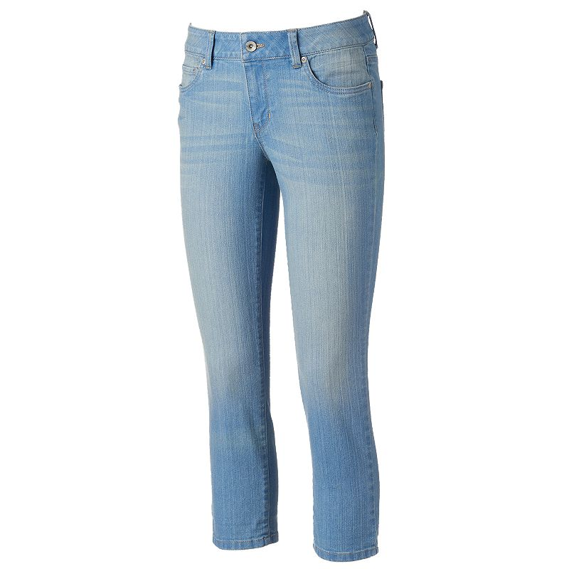 Women's SONOMA Goods for Life™ Capri Jeans