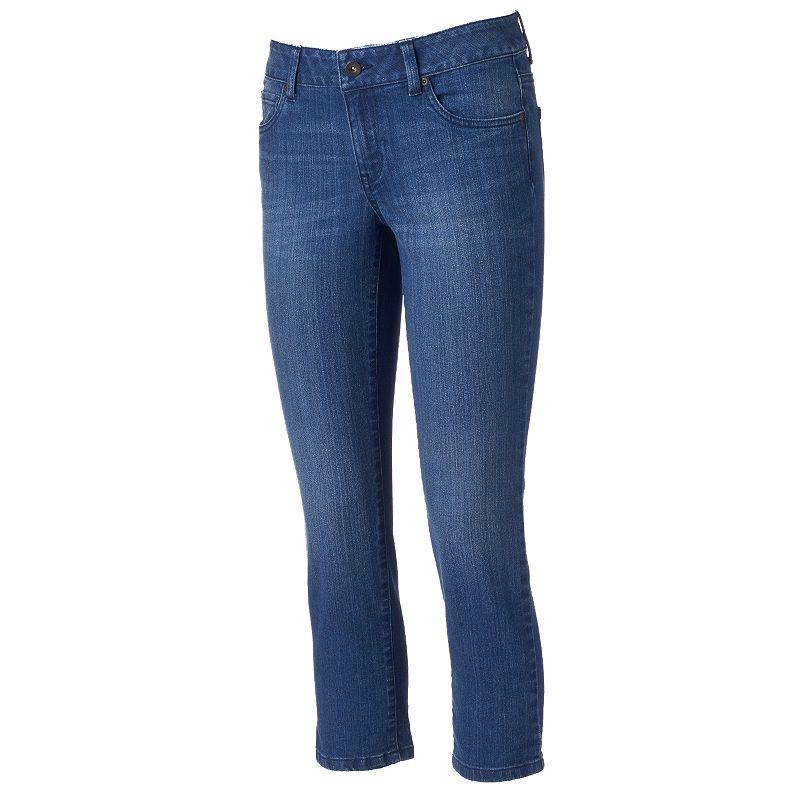 Women's SONOMA Goods for Life™ Capri Jeans