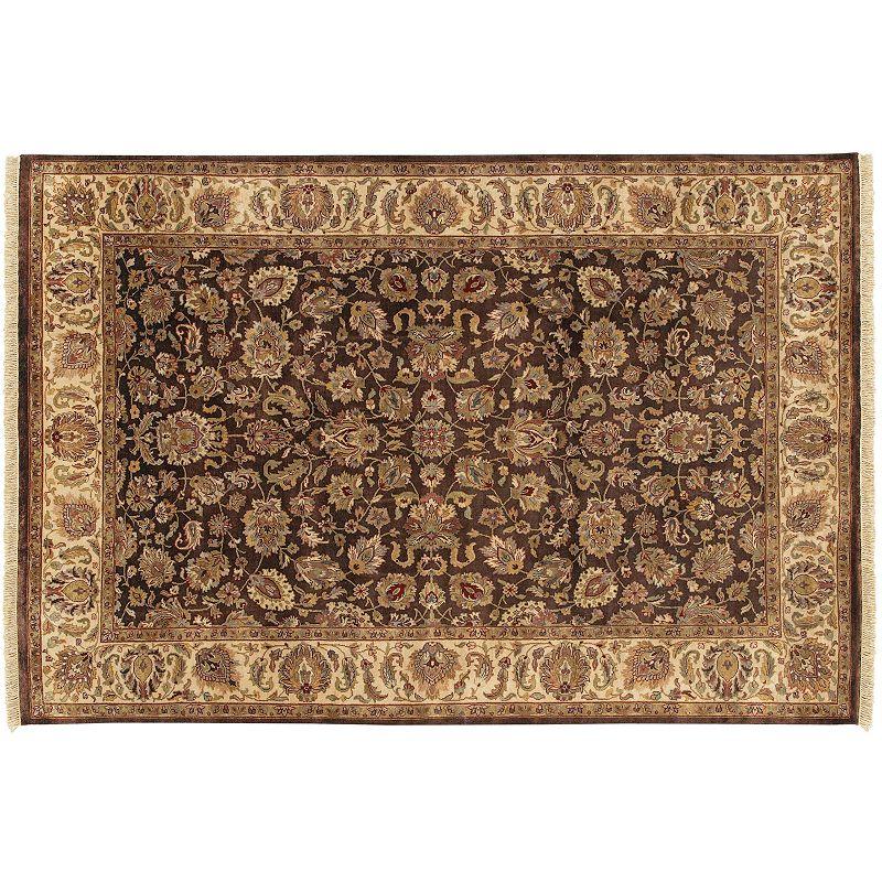 Artisan Weaver Glendo Floral Wool Rug