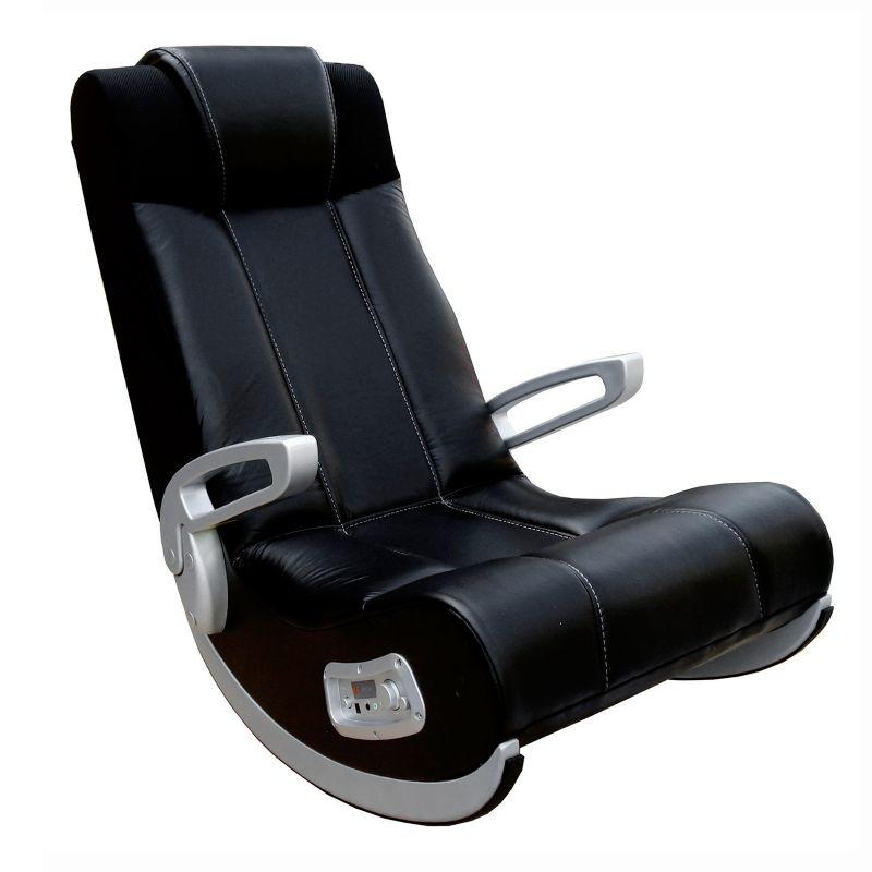 X-Rocker II SE Wireless Sound Gaming Chair, Black