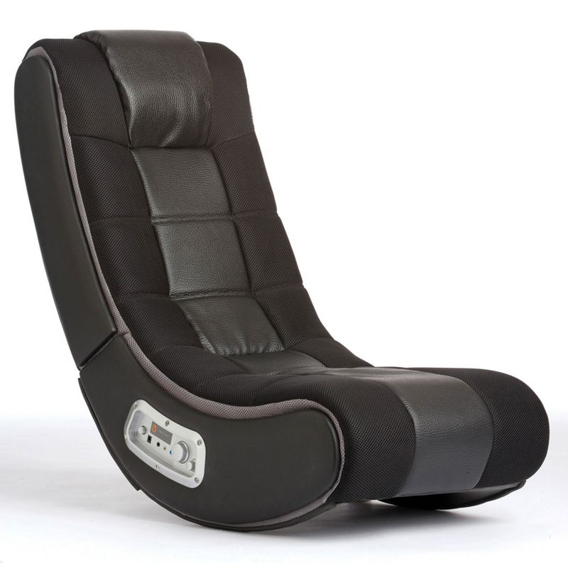 X-Rocker V-Rocker SE Wireless Gaming Chair, Black