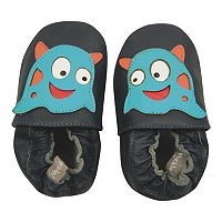 Tommy Tickle Monster Crib Shoes - Baby Boy