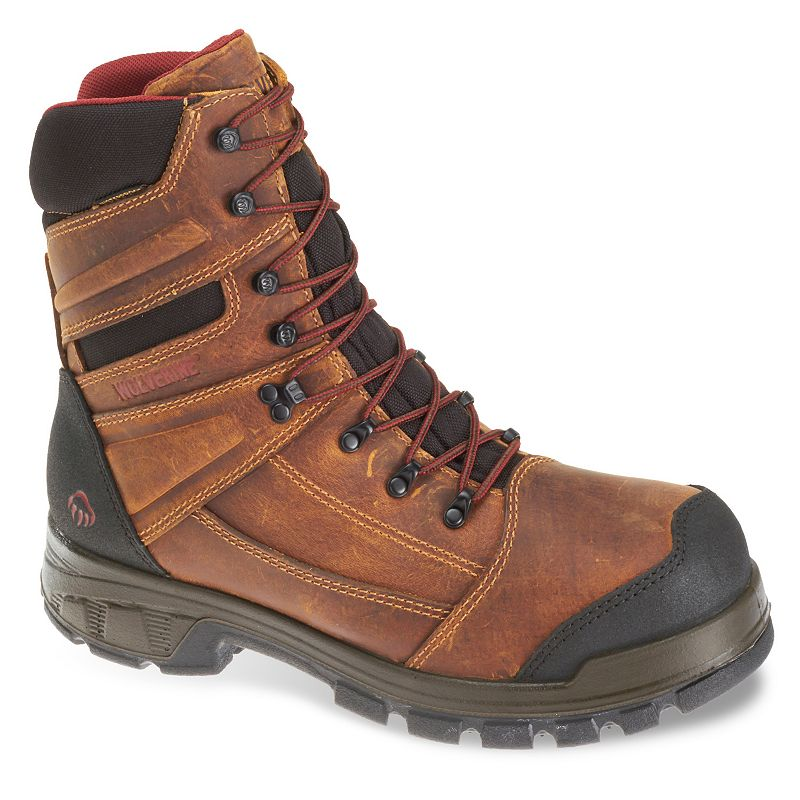 Wolverine Renton EPX Men's Waterproof 8-in. Composite Safety Toe Work Boots