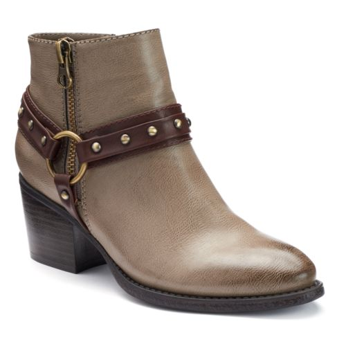 SONOMA Goods for Life™ Women's Harness Ankle Boots