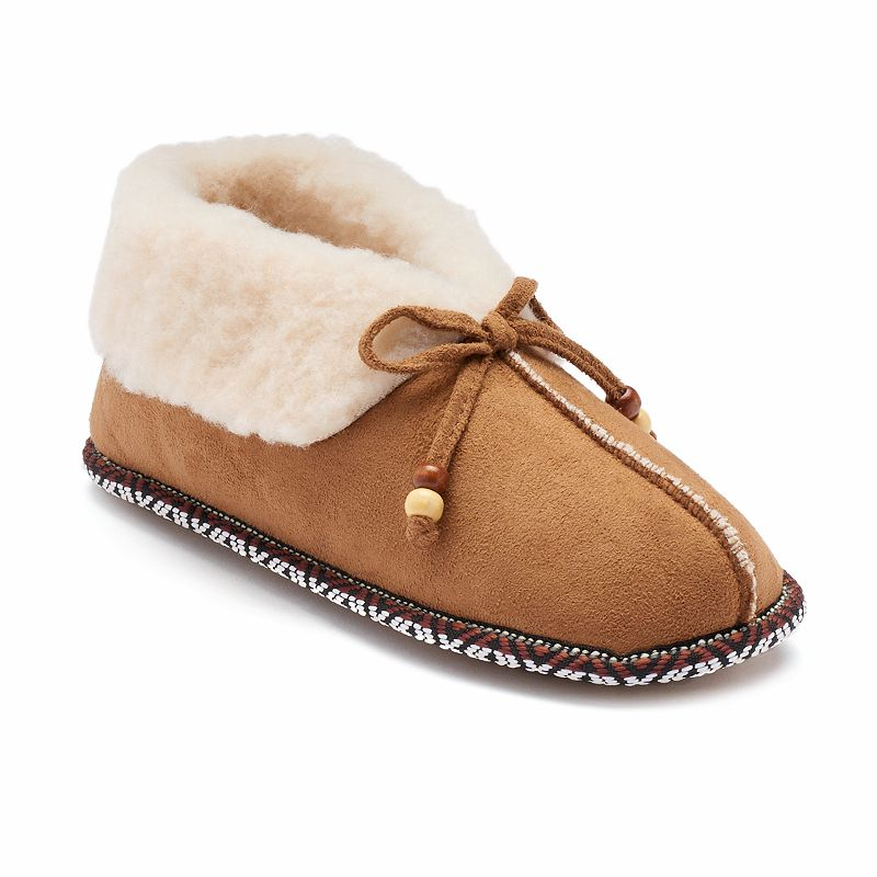 Madden Girl Embroidered Women's Moccasin Slippers