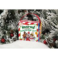 The Scout Elves Present: Hooray! It's Your First The Elf on the Shelf® Library 3-pc. Board Book Set by The Elf on the Shelf®