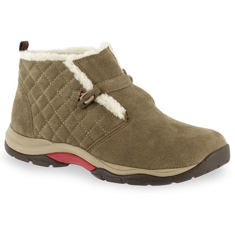 Easy Street Felicia Women's Fleece-Lined Sport Ankle Booties