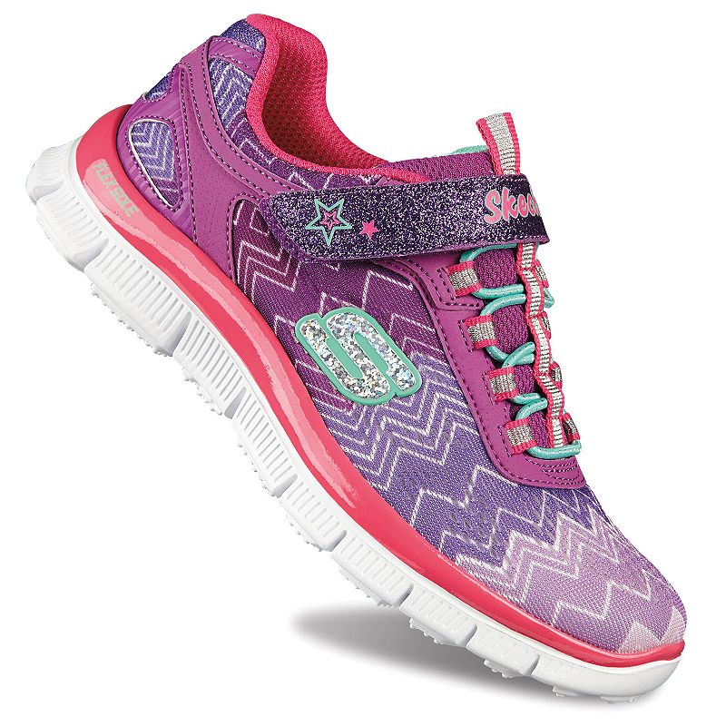 Skechers Skech Appeal Ziggy Zag Girls' Athletic Shoes