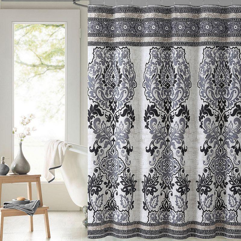 72x72 Cotton Shower Curtain Kohl 39 S