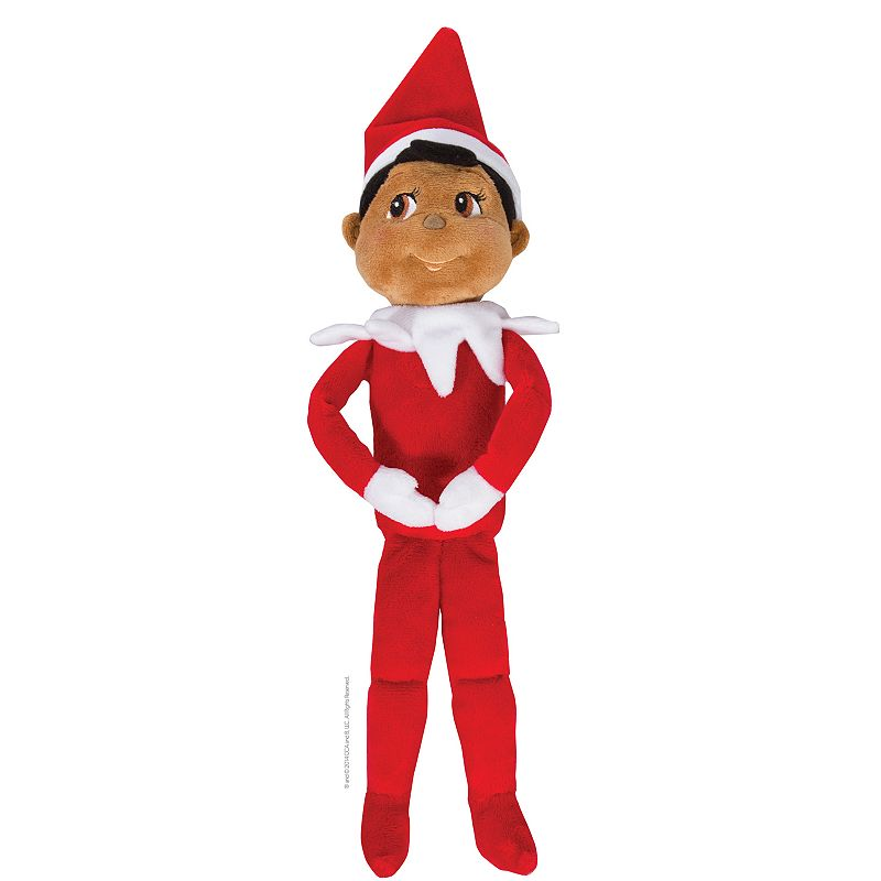 Plushee Pal® Brown-Eyed Boy Plush Toy by The Elf on the Shelf®