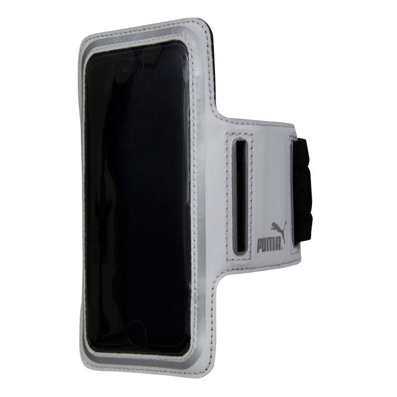 PUMA Smartphone Sport Workout Armband, White