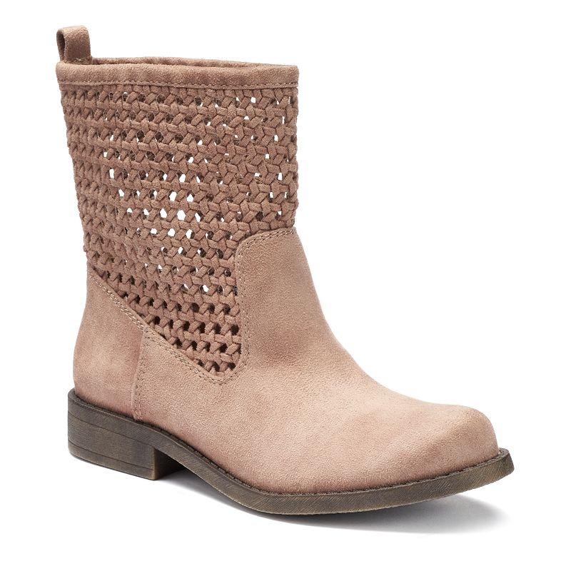 Mudd Womens Boots Kohls