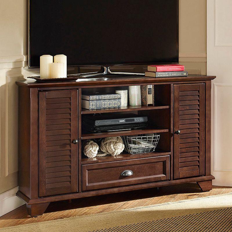 50 inch tv stand kohl 39 s. Black Bedroom Furniture Sets. Home Design Ideas