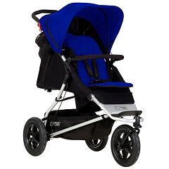 Mountain Buggy Plus One Inline Double Stroller by