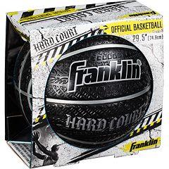 Franklin Sports Hard Court Basketball