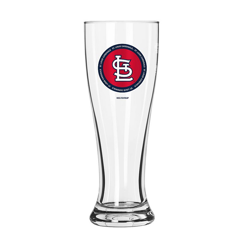 St. Louis Cardinals Pilsner Glass