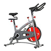 Sunny Health & Fitness Belt Drive Upright Exercise Bike (SF-B1423)
