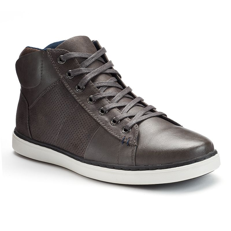 SONOMA Goods for Life™ Men's Perforated High-Top Sneakers