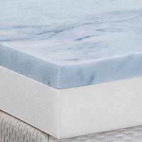 Health-O-Pedic 3-in. Gel Memory Foam Mattress Topper