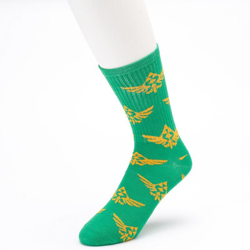 Men's The Legend Of Zelda Logo Crew Socks