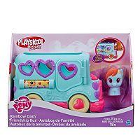 My Little Pony Rainbow Dash Friendship Bus by Playskool