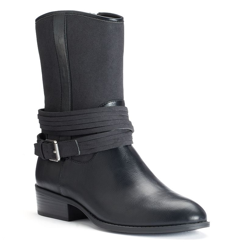 Chaps Gari Women's Mid-Shaft Boots