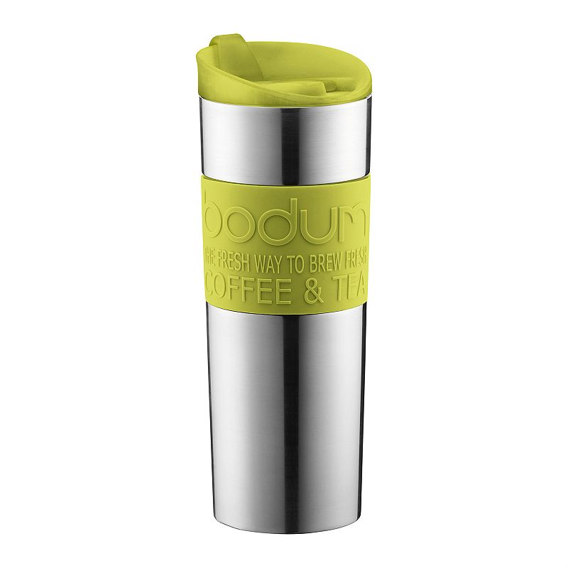 Bodum 15-oz. Stainless Steel Travel Mug