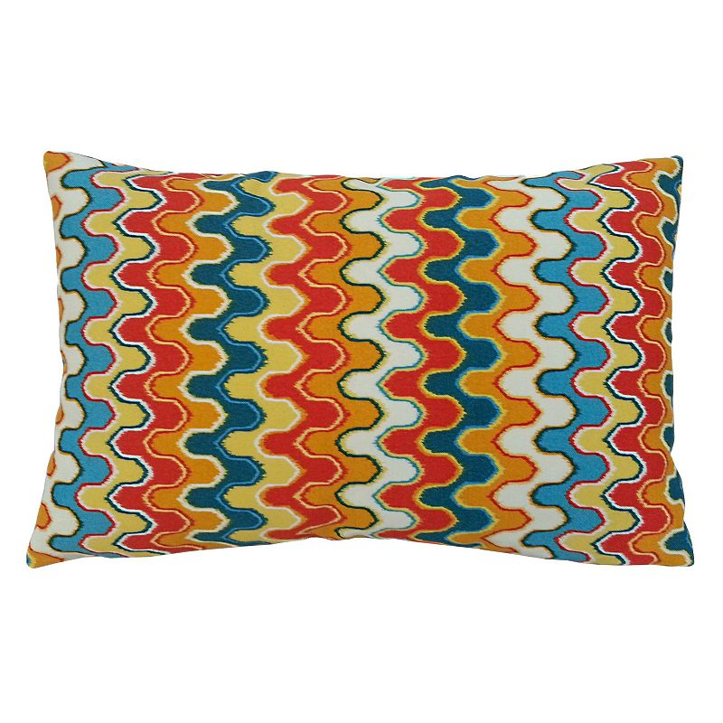 Edie, Inc. Nivala 13'' x 20'' Outdoor Throw Pillow