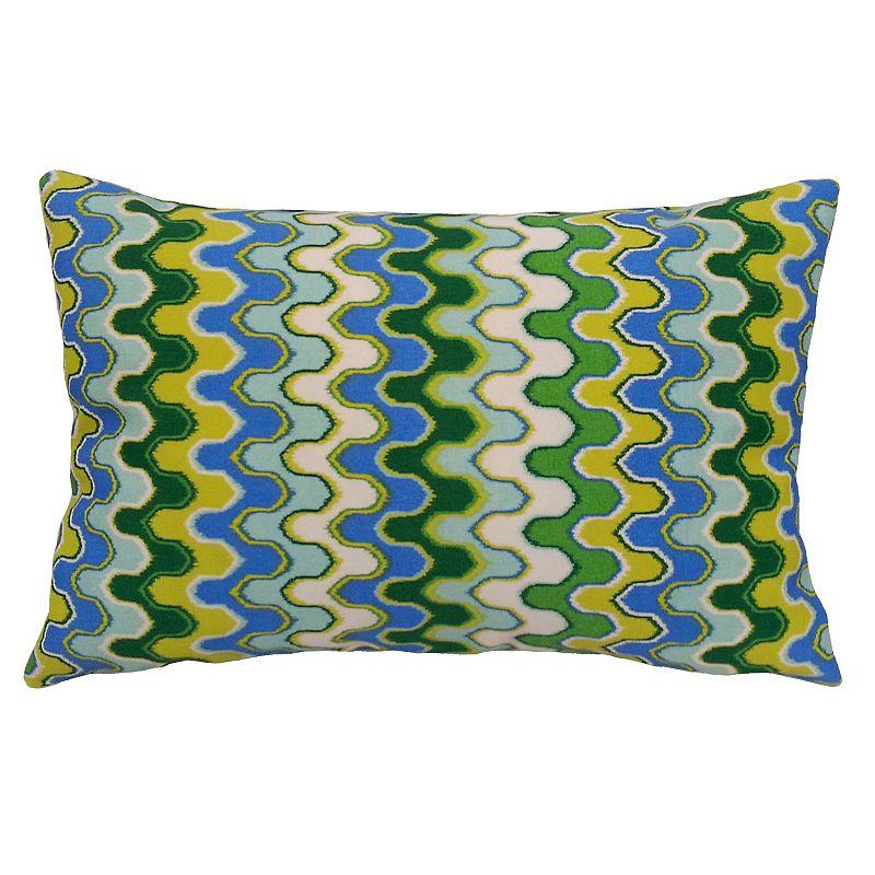 Throw Pillows From Kohls : Green Outdoor Throw Pillow Kohl s