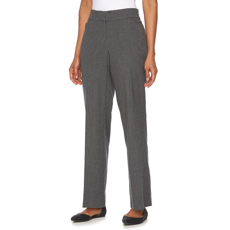 Women's Dana Buchman Curvy Slimming Dress Pants