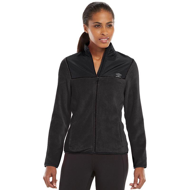 Women's Umbro Denali Teddy Bear Fleece Jacket