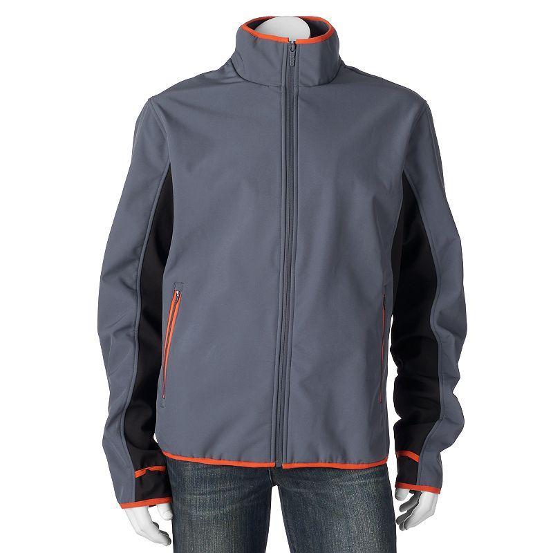Men's Totes Fleece-Lined Softshell Jacket