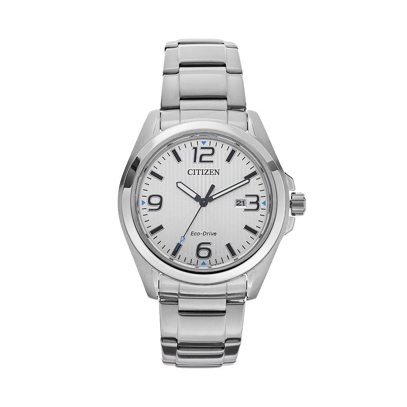 Citizen Eco-Drive Men's Sport Stainless Steel Watch - AW1430-86A