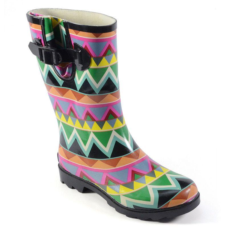 Corkys Cloud Women's Mid-Calf Waterproof Rain Boots
