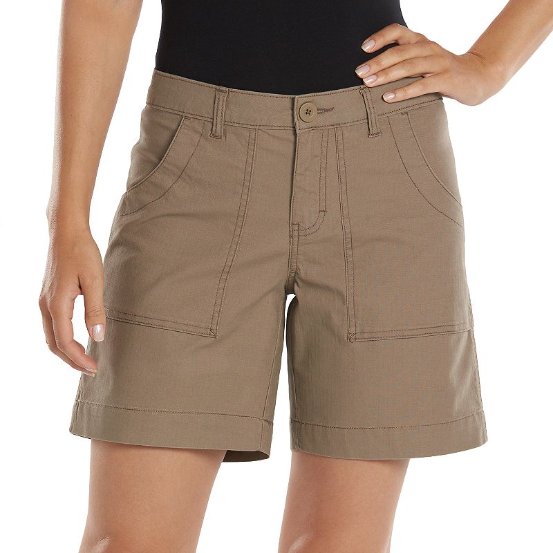 Dickies Relaxed Ripstop Utility Shorts - Women's