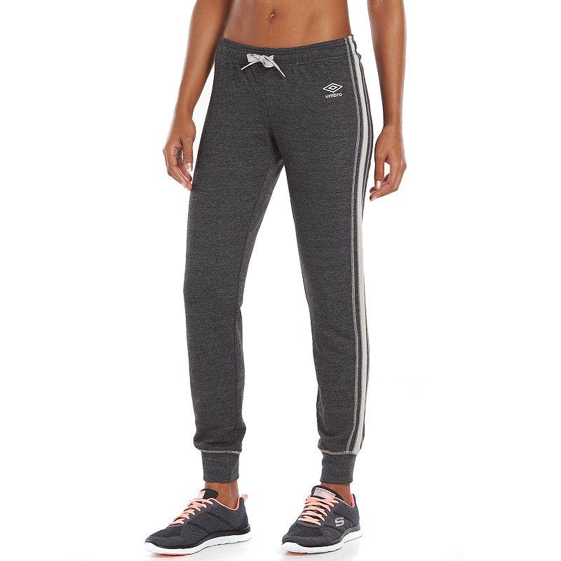 Umbro Slim French Terry Jogger Pants - Women's