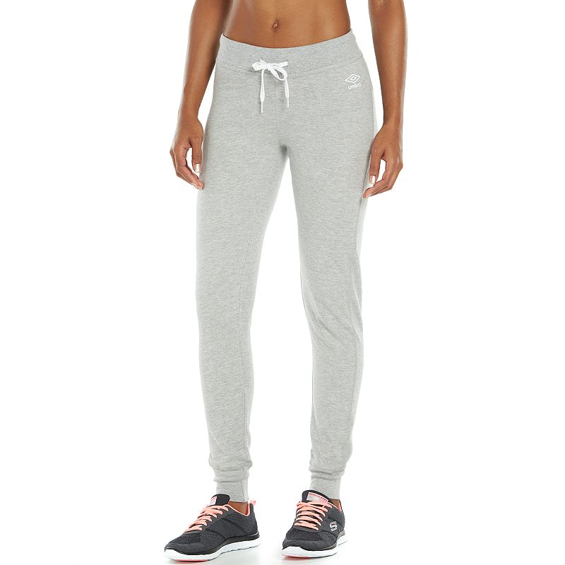 Umbro Slim Fleece Jogger Pants - Women's