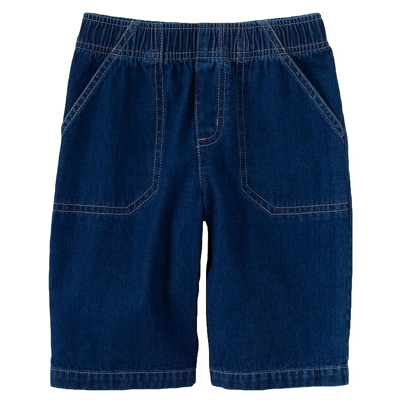 Boys 4-7x Jumping Beans® Denim Shorts