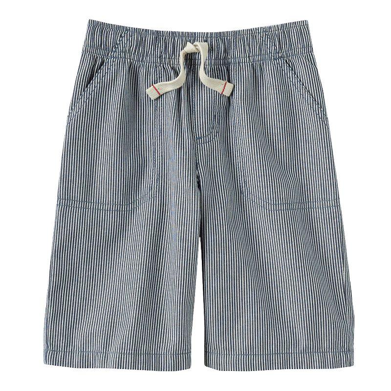Boys 4-7x Jumping Beans® Striped Shorts