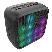 HMDX JAM Trance Mini Wireless Bluetooth Light Show Speaker
