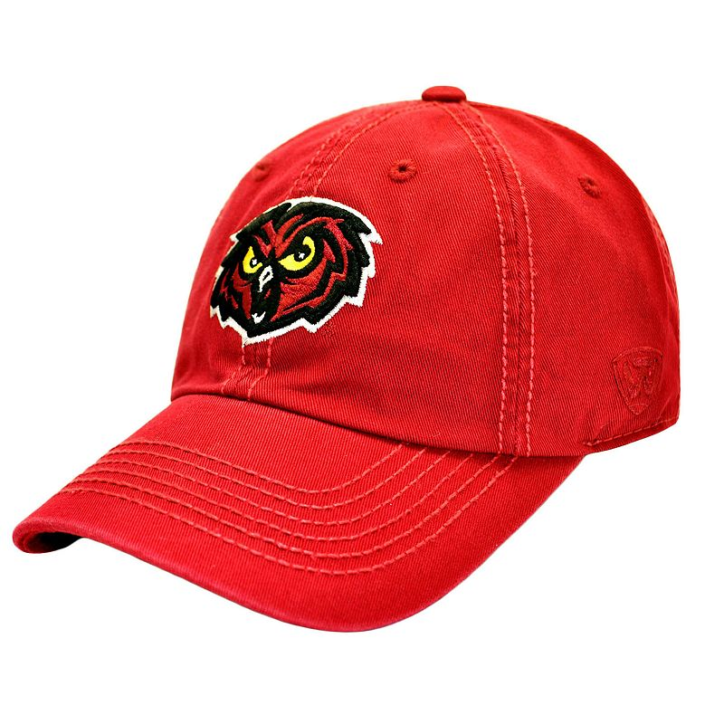 Adult Top Of The World Temple Owls Crew Baseball Cap