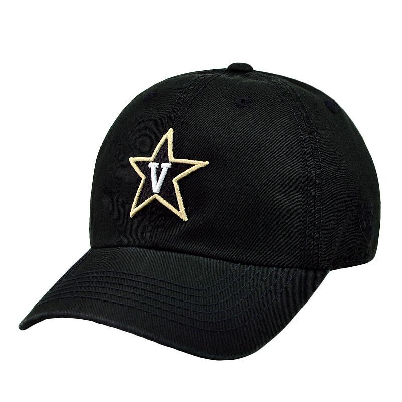 Adult Top Of The World Vanderbilt Commodores Crew Baseball Cap