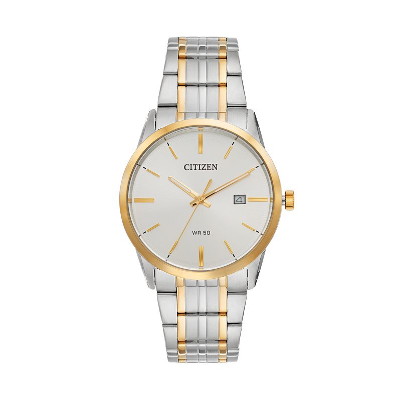 Citizen Men's Two Tone Stainless Steel Watch - BI5004-51A
