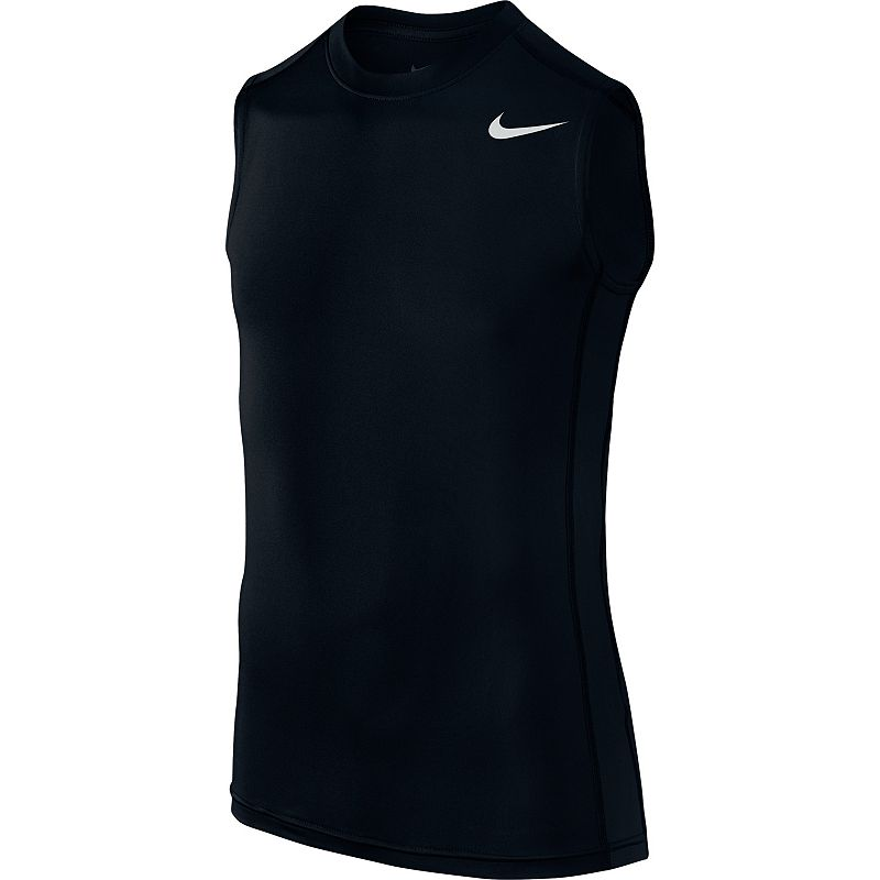 Boys 8-20 Nike Base Layer Fitted Muscle Top