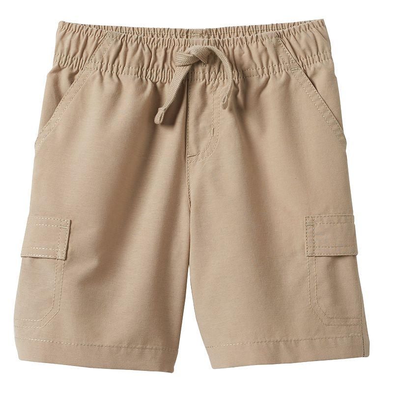 Jumping Beans® Solid Cargo Shorts - Toddler Boy