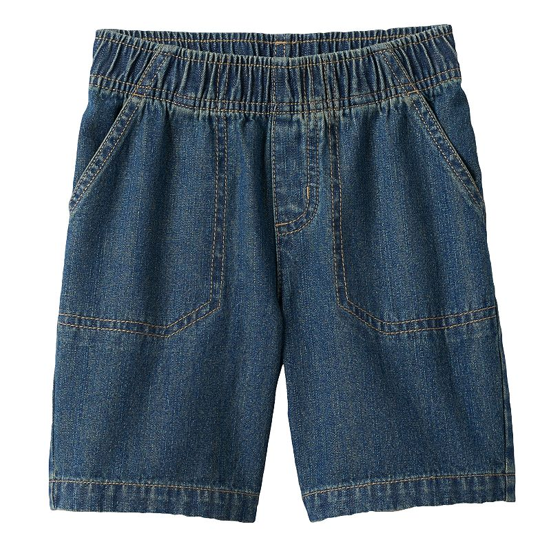 Jumping Beans® Denim Shorts - Toddler Boy