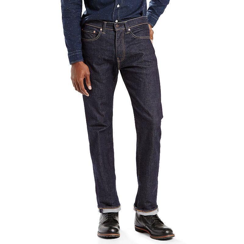 Men's Levi's 505 Regular Fit Strong Jeans